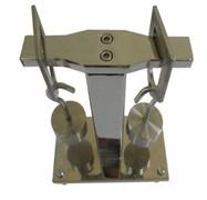 Устройство для испытания материала для опрессования штырей вилки, давлением при высокой температуре МТ 430