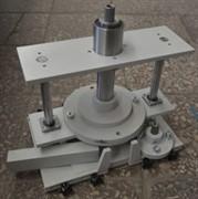 Устройство для проверки стойкости к раздавливанию кабелей, проводов, шнуров МТ 436. ГОСТ 12182.6-80