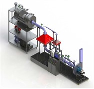 Прибор для испытания фильтроэлементов (воздухоочистителей) МТ-161.  ГОСТ 8002-74