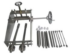 Устройство для испытания материалов изоляции и оболочек электрических и оптических кабелей на изгиб при низкой температуре МТ 467. ГОСТ IEC 60811-1-4-2011 п.8.1, п.8.2