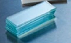 Стеклянные пластинки для испытаний по стандарту  ГОСТ Р ИСО 105-Х18-2015/ Glass Plates 100 x 40 x 3mm