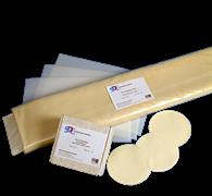 Листы из полиуретанового пеноматериала для испытаний по Мартиндейл, размер 25х20 см, 25 шт / Sheets 25x20cm 25 pieces
