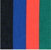Набор для пиллинга, печатные Джерси (полос с 4 цвета), 94% CO / 6% Dorlastan, пиллингованный, 5 кусков размером 30х30 см / Pilling monitor, printed Jersey, 94% CO / 6% Dorlastan, pre-pilled, 30 x 30 cm, 5 pieces per box
