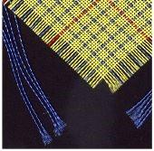 Полиамидная  ткань для определения механических воздействий в стиральных машинах / Polyamide fabric to determine mechanical action in washing machines