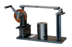 Установка для испытания узла крепления шнура натяжением МТ 335
