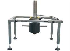 Устройство для испытания крышек отжимных центрифуг, стиральных машин на механическую прочность МТ 472