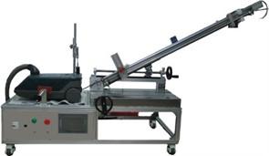 Устройство для  испытания катушки для автоматической намотки шнура МТ 485