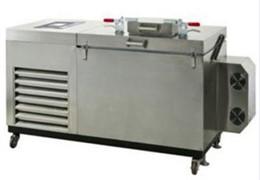 Криокамера с приспособлением для определение сопротивления изгибу материала верха обуви МТ 097М