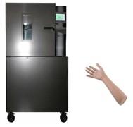 Камера для определения термоизоляции перчатки (конвективный холод) по ГОСТ Р ЕН 511-2012 МТ 263