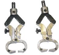 Приспособление для испытания прочности подошв гвоздевого, винтового, деревянно-шпилечного, прошивного креплений (ПО-1КП) МТ 801. ГОСТ 9134-78