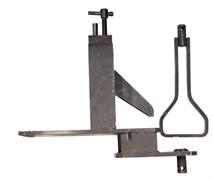 Приспособление для определения гибкости обуви МТ 805. ГОСТ 9718-88