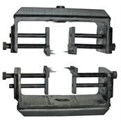 Приспособление для определения прочности клеевого и гвоздевого крепления низкого каблука и набойки МТ 806. ГОСТ 9136-72