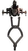 Приспособление для определения прочности крепления среднего и высокого каблука МТ 807. ГОСТ 9136-72
