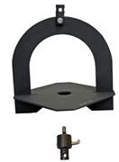 Приспособление для определения прочности крепления втулки (шипа) готовой обуви МТ 810. ГОСТ 26431-85