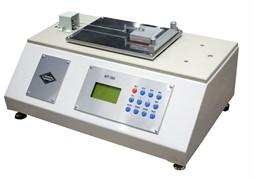 Устройство для определения статического и динамического коэффициентов трения пластиковых пленок, покрытий МТ 085