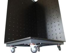 Испытательный стенд для испытаний приборов в режиме ухудшенного теплоотвода (черный угол) МТ 245. МЭК 60335-1