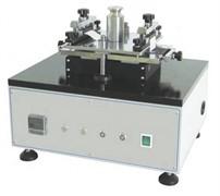 Устройство имитации абразивного износа геотекстиля (испытание скользящим блоком) МТ-030