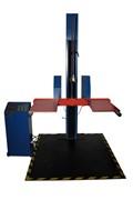 Устройство для испытания тары на вертикальный удар при падении МТ 084. ГОСТ 18425-73