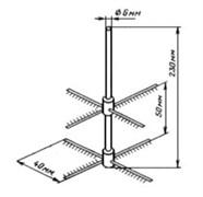 Специальное приспособление для определения водопоглощения  МТ 159М