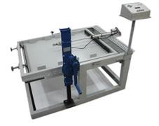 Установка для испытания на скольжение при хождении по наклонной плоскости с повышенной степенью скольжения МТ 365. ГОСТ Р 55908-2013