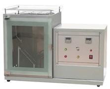 Камера горения с площадкой 45 градусов, для определения времени распространения пламени для текстильных материалов МТ-014