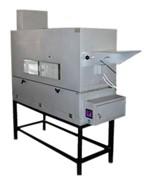Установка для испытаний на распространение пламени по поверхности покрытий полов и кровель. ГОСТ Р 51032-97
