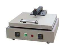 Устройство для определения оценки стабильности размеров и других свойств текстильных материалов в процессе их тепловой обработки МТ-019. ГОСТ ISO 9866-1-2013