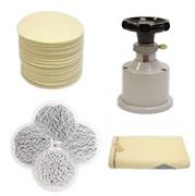 Дополнительные устройства и материалы для испытаний пиллингуемости