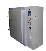 Камера для определения конвективной термостойкости с применением печи с циркуляцией горячего воздуха МТ 291. ГОСТ Р ИСО 17493-2013
