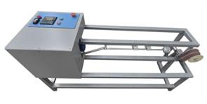 Устройство для испытания токонесущих шлангов на истирание. ГОСТ IEC-60227-2-54-2014