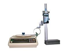 Устройство для определения жесткости кожи МТ 376. ГОСТ 8977-74