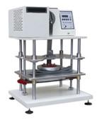 Устройство для определения сжимаемости и восстанавливаемости резин МТ 384. ISO-7214:2012