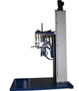 Установка для испытания прочности и долговечности складных стульев, табуретов, офисных стульев МТ 631. ГОСТ 12029-93