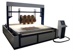 Испытательный стенд для испытания на долговечность мягких элементов МТ 637. ГОСТ 14314-94