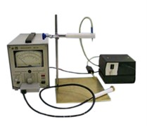 Прибор для испытания на неспособность накапливать опасный заряд статического электричества МТ 404. ГОСТ Р 52350.0-2005 (п.26.14)