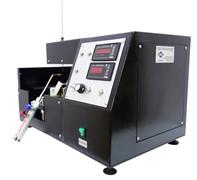 Установка для испытания материалов при воздействии брызг металла МТ 260. ГОСТ Р 12.4.304-2016