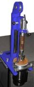 Универсальное устройство для определения температурного предела хрупкости резины, пластика, ПВХ, пластмасс МТ 399