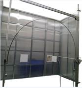 Стенд для испытания защиты от воды с помощью качающейся трубы или разбрызгивателя IPX3,IPX4 МТ 440