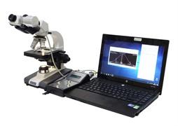 Система измерения толщины волокна с микроскопом МТ 580
