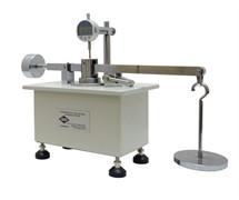 Толщиномер для геотекстильных материалов при заданных давлениях МТ 039. ГОСТ Р 50276-92, ИСО 9863-90