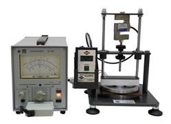 Измеритель объемного и поверхностного электрического сопротивления материалов МТ 421. ГОСТ 6433.2-71