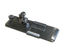 Устройство подготовки образца для определения диаметра волокна с помощью проекционного микроскопа МТ 955