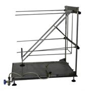 Устройство для испытания на воспламеняемость игрушек МТ 723. ГОСТ ISO 8124-2-2014