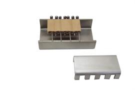 Приспособление для расслаивания образцов гофрированного картона