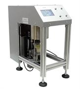 Устройство для определения контактной теплопередачи через защитную одежду или составляющие ее материалы методом испытаний с использованием нагревательного цилиндра МТ 294