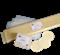 Листы из полиуретанового пеноматериала для испытаний по Мартиндейл, размер 25х20 см, 25 шт / Sheets 25x20cm 25 pieces - фото 6713
