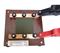 Устройство для измерения электрического поверхностного сопротивления электропроводящей ткани и электрического сопротивления электропроводящей ленты МТ 427 - фото 9009